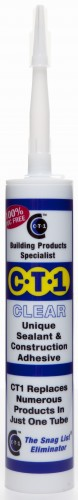CT1 - Unique Sealant & Construction Adhesive 290ml