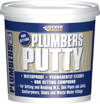 Everbuild - 113 Plumbers Putty 750g