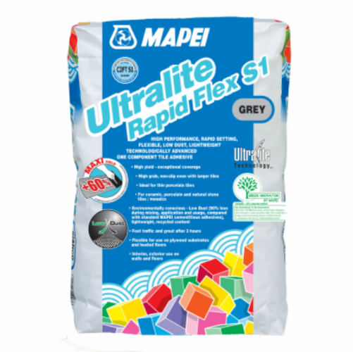 Mapei Ultralite Rapid Flex S1 15kg Sealants Amp Tools
