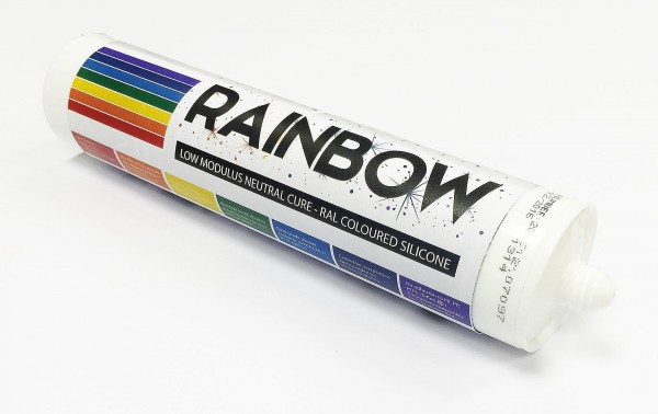 Rainbow Selants - RAL Coloured Silicone Box of 24 x 300ml