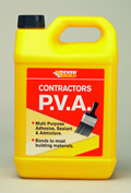 PVA & SBR Bonding Agents