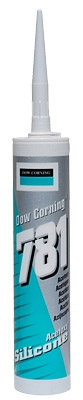 Dow Corning - 781 Acetoxy Silicone Sealant