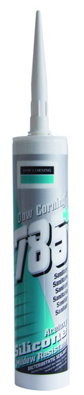 Dow Corning - 785+ Bacteria Resistant Sanitary Silicone Sealant