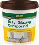 Everbuild - 102 Butyl Glazing Compound