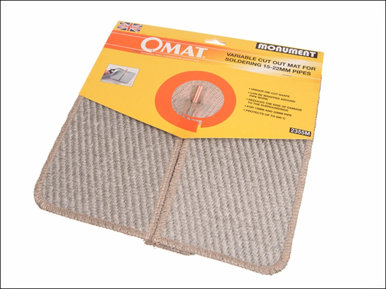 Monument - OMAT® Soldering Mat 305mm (12in)