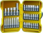 Builders Brand - 37 Piece Driver Bit Set