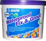 Mapei - Waterproof Fix and Grout