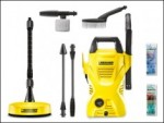 Karcher - K2 Compact Car & Home Pressure Washer 110 Bar 240 Volt