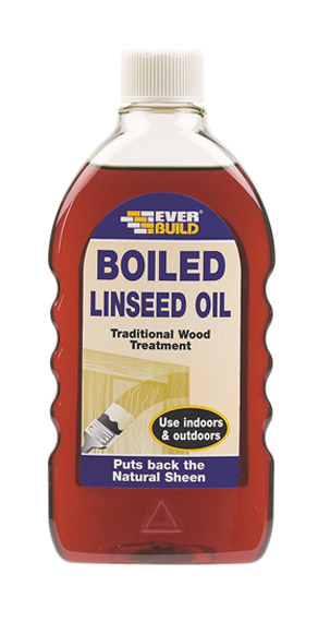 Everbuild - Boiled Linseed Oil