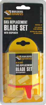 Builders Brand - SK5 Replacment Blades x 50