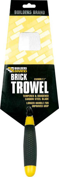 Builders Brand - Brick Trowel 280mm