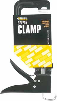 Builders Brand - Speedy Clamp 150mm