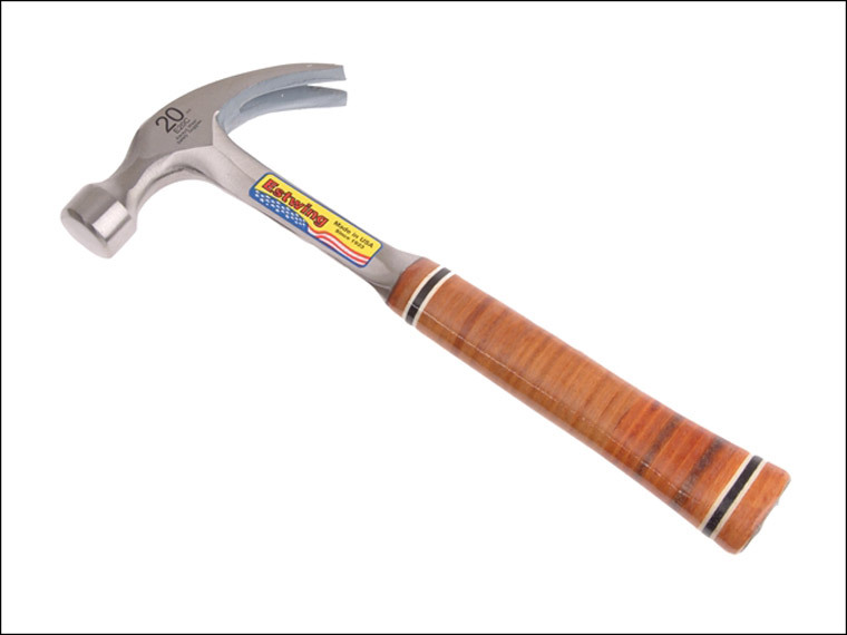 Estwing - Curverd Claw Hammer Leather Grip