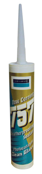 Dow Corning - 757 Weatherproofing Sealant for Self Cleaning Glass