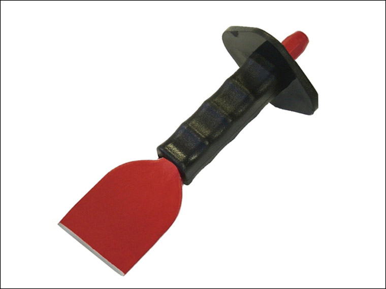 Faithfull Flooring Chisel 57mm (2.1/4in) with Safety Grip