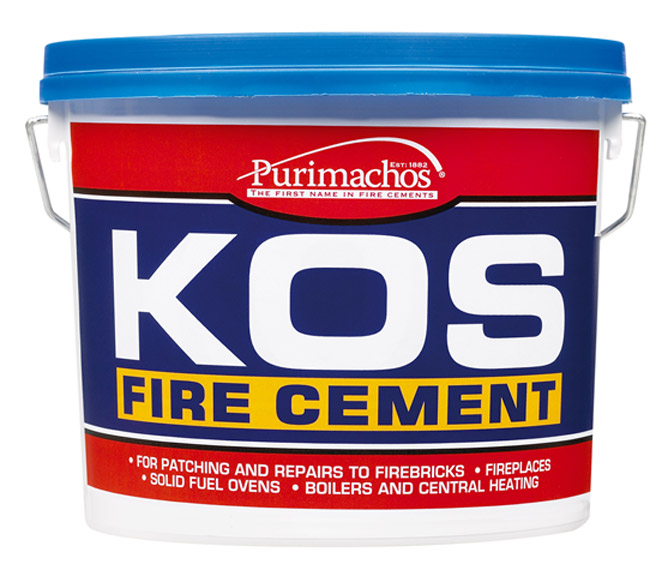 Everbuild - Kos Fire Cement - Buff