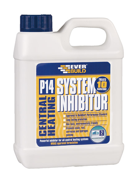 Everbuild - P14 Central Heating System Inhibitor 1 Liter