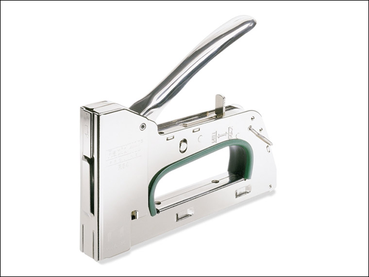 Rapid - PRO Heavy-Duty Hand Tacker (140 Staples 6-14mm)