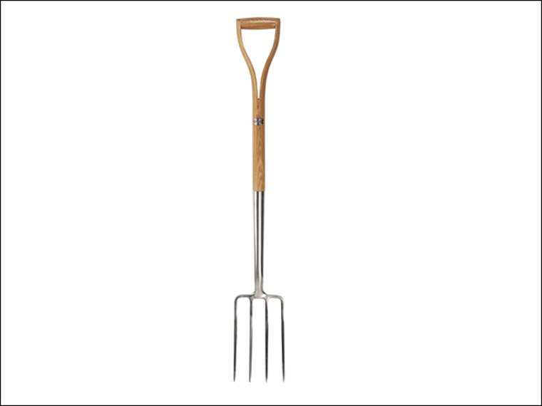 Faithfull - Border Fork Stainless Steel with Ash Shaft YD
