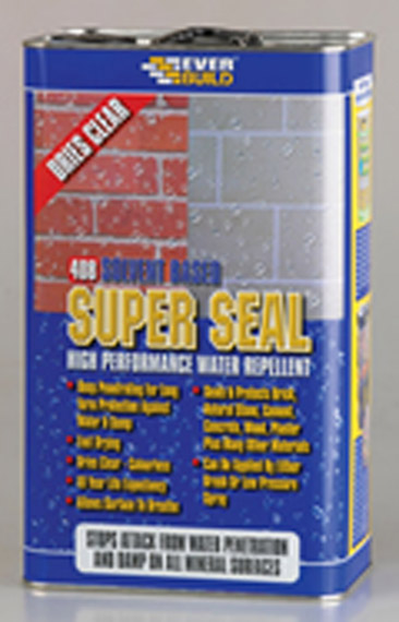 Everbuild - 408 Super Seal 5 Litres