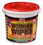 Everbuild - Monster Wonder Wipes Tub 500 Wipes