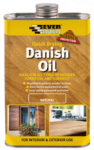 Everbuild - Danish Oil 500ml Box of 12