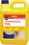 Everbuild - 506 Contractors PVA 5 Litre