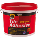 Everbuild - 703 Fix and Grout Tile Adhesive
